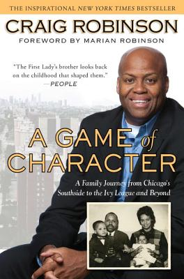 A Game of Character Cover