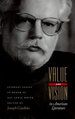 Cover for Value and Vision in American Literature