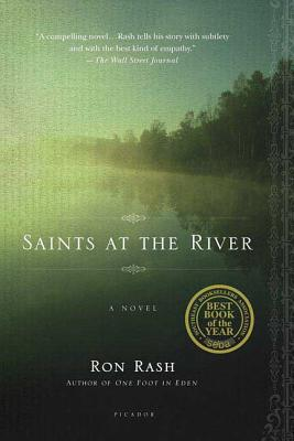 Saints at the River Cover