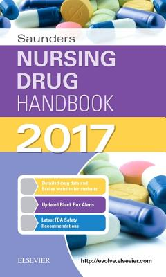 Saunders Nursing Drug Handbook Cover Image