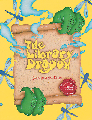 The Library Dragon Cover