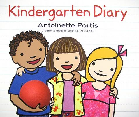 Kindergarten Diary Cover