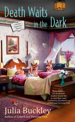 Death Waits in the Dark (A Writer's Apprentice Mystery #4) Cover Image