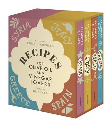 Recipes for Olive Oil and Vinegar Lovers Boxed Set Cover Image