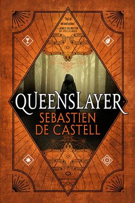 Queenslayer (Spellslinger #5) Cover Image