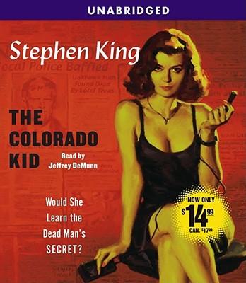 The Colorado Kid Cover Image