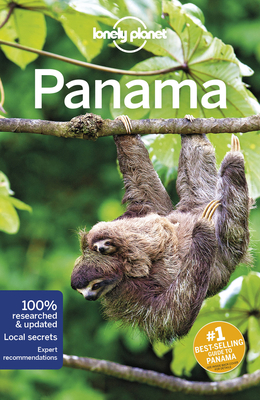 Lonely Planet Panama (Country Guide) Cover Image