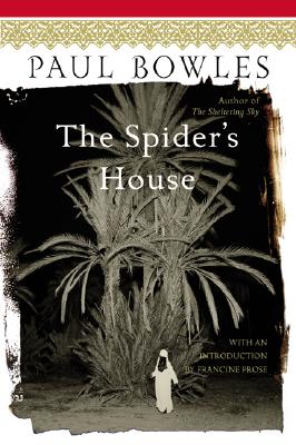 The Spider's House Cover Image