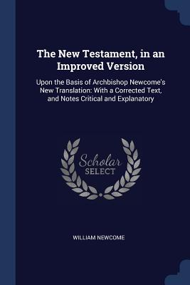 Cover for The New Testament, in an Improved Version