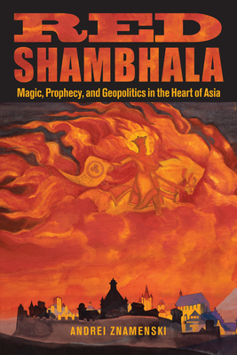 Red Shambhala Cover