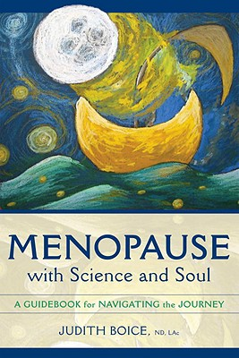 Menopause with Science and Soul Cover