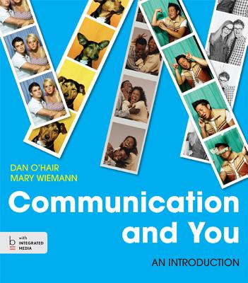 Communication and You: An Introduction Cover Image