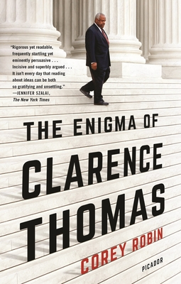 The Enigma of Clarence Thomas Cover Image