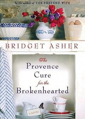 The Provence Cure for the Brokenhearted Cover Image
