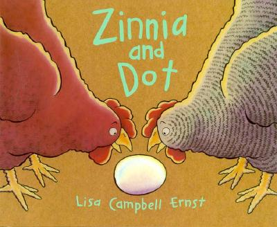 Zinnia and Dot Cover