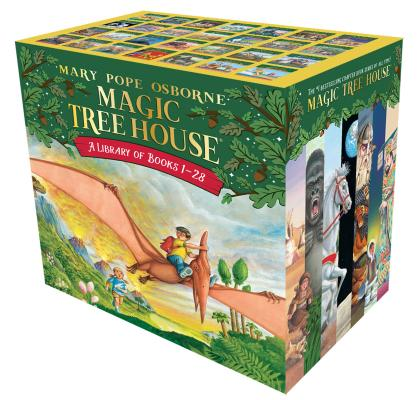 The Magic Tree House Library Cover