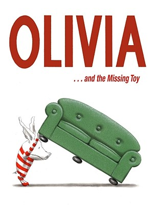 Olivia . . . and the Missing Toy Cover