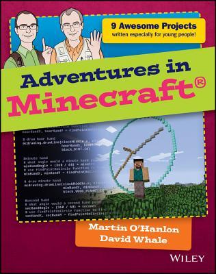 Adventures in Minecraft Cover