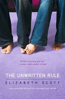 The Unwritten Rule Cover