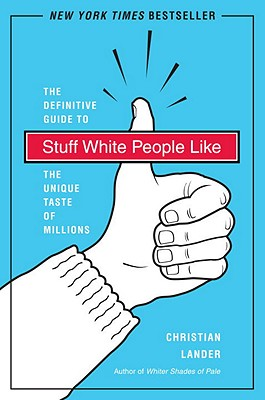 Stuff White People Like Cover