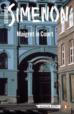 Maigret in Court (Inspector Maigret #55) Cover Image