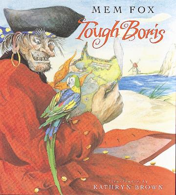 Tough Boris Cover Image