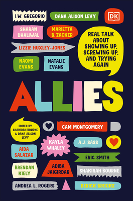 Allies: Real Talk About Showing Up, Screwing Up, And Trying Again Cover Image