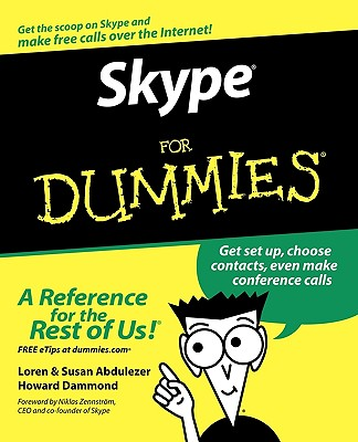 Skype for Dummies Cover Image