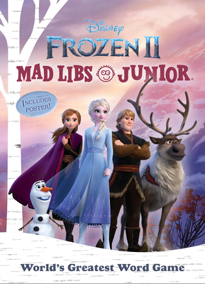 Frozen 2 Mad Libs Junior Cover Image