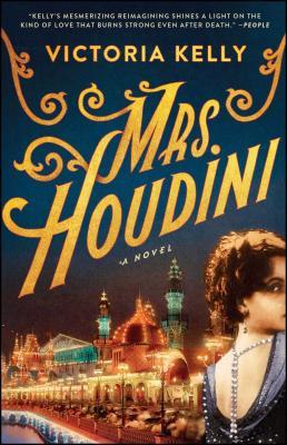 Mrs. Houdini: A Novel Cover Image
