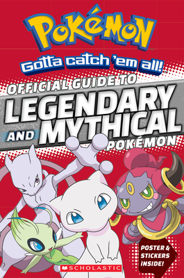 Official Guide to Legendary and Mythical Pokémon (Pokémon) Cover Image