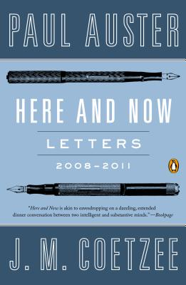 Here and Now: Letters 2008-2011 Cover Image