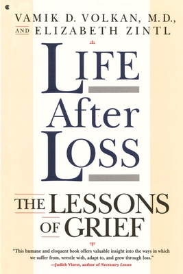 Cover for LIFE AFTER LOSS