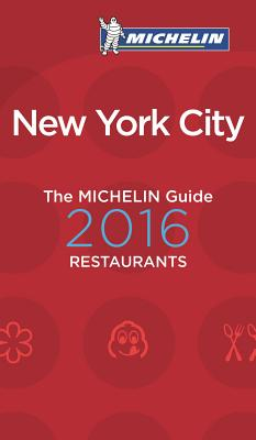 Michelin Guide New York City Cover Image