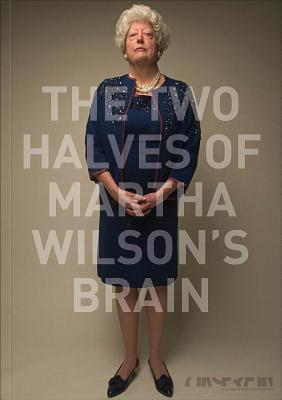 The Two Halves of Martha Wilson's Brain Cover Image