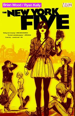 The New York Five Cover