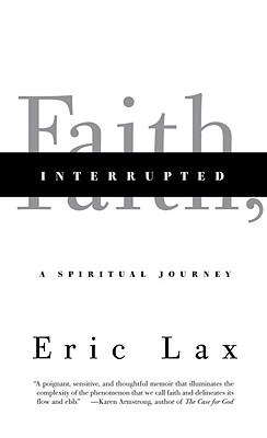 Faith, Interrupted Cover