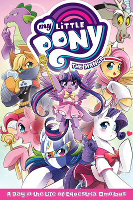 Cover for My Little Pony