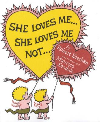 She Loves Me...She Loves Me Not... Cover Image