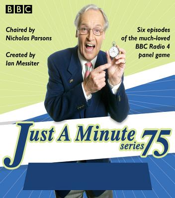 Just a Minute: Series 75: The BBC Radio 4 Comedy Panel Game Cover Image