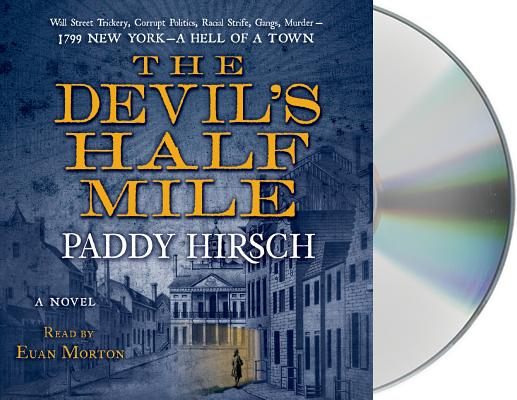 The Devil's Half Mile: A Novel (Justice Flanagan #1) Cover Image