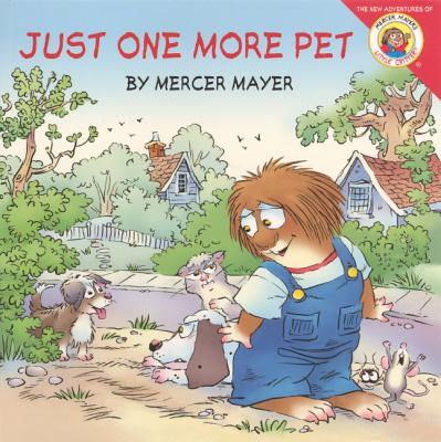 Just One More Pet (Little Critter) Cover Image