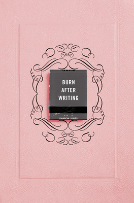 Burn After Writing (Pink) Cover Image