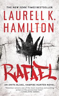 Rafael (Anita Blake, Vampire Hunter #28) Cover Image