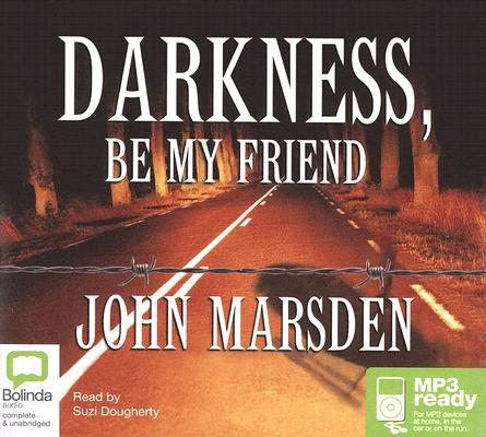 Darkness Be My Friend Cover Image