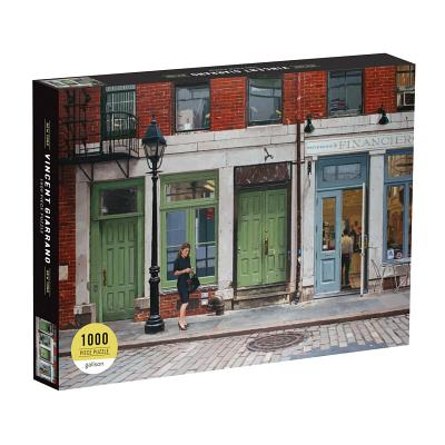 Vincent Giaranno: New York, New York 1000 Piece Puzzle Cover Image