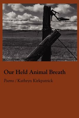 Cover for Our Held Animal Breath