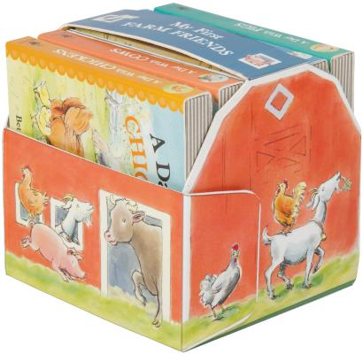 My First Farm Friends [With Cardboard Play Barn, Stand-Up Animals] Cover