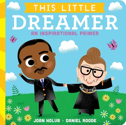 This Little Dreamer: An Inspirational Primer Cover Image