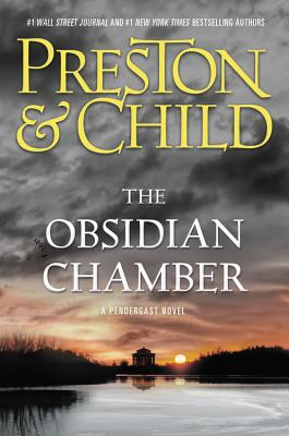 The Obsidian Chamber (Agent Pendergast series #16) Cover Image